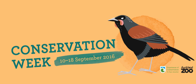 Conservation Week at the Zoo
