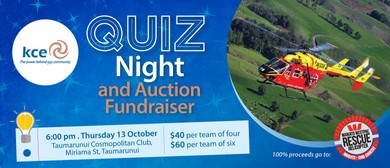 KCE Quiz Night & Auction Fundraiser