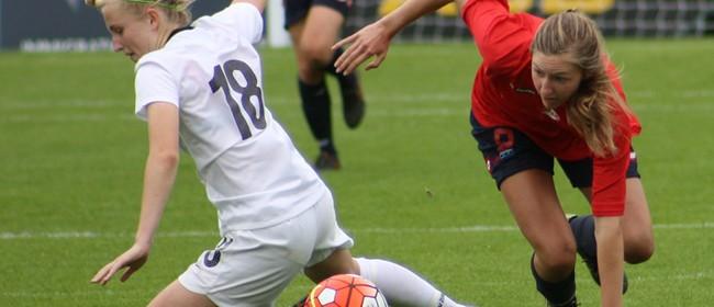 National Women's League Football - WaiBOP vs Auckland