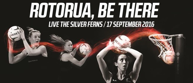 NWNS Taini Jamison Trophy: Silver Ferns vs Jamaica