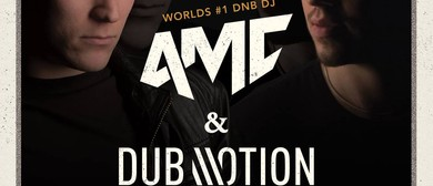 A Night of Drum & Bass - AMC & Dub Motion (UK)