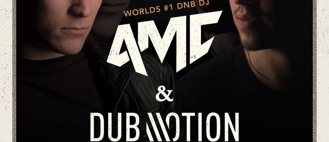 A Night of Drum & Bass - AMC & Dub Motion (UK)