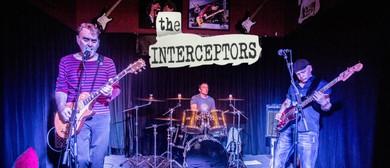 The Interceptors NZ Tour