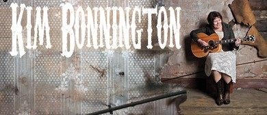 Kim Bonnington Debut EP tour: CANCELLED