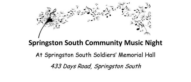 Sprinston South Community Music Night