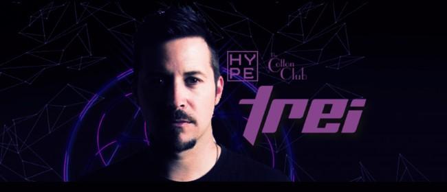 Hype Thursday - Trei With DJs Vladikul, Faresound & Dfct