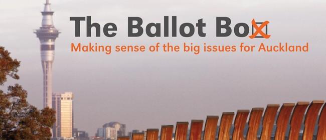 The Ballot Box Auckland: The Innovative City