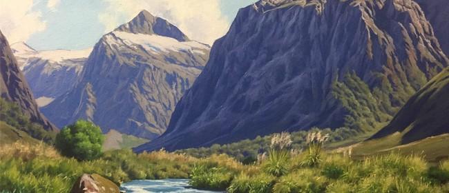 Fiordland Arts Society - Multi Media Art Exhibition