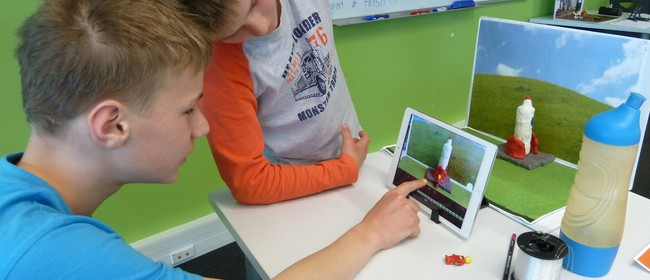 Holiday Programme - Claymation