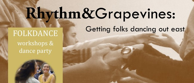 Rhythm&Grapevines: Getting Folks Dancing Out East