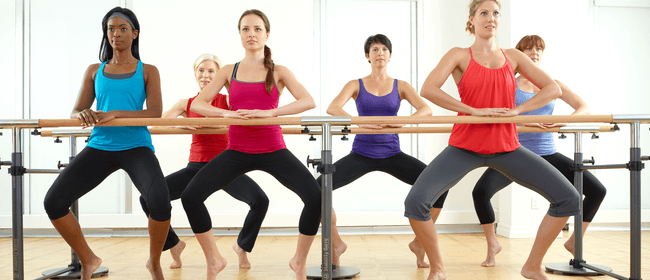 Total Barre - Modified for Special Populations Workshop