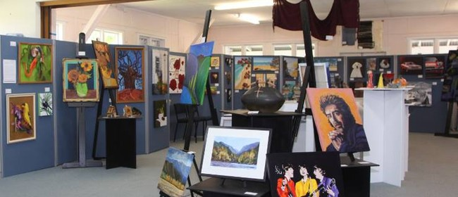 Art Exhibition and Sale