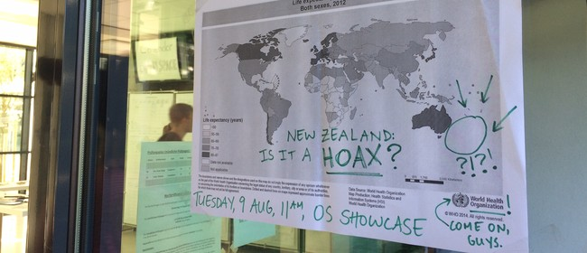 New Zealand: Is It a Hoax?