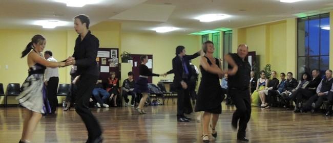 Introductory Social Ballroom & Latin American Class
