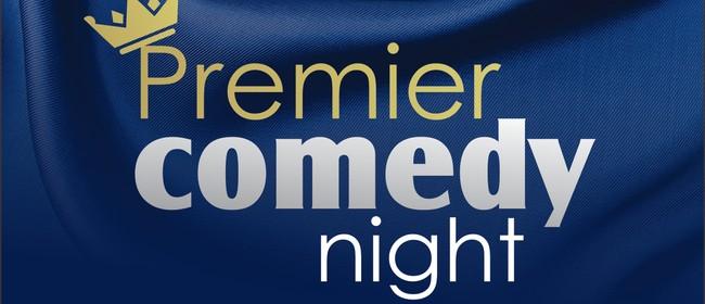 Premier Comedy Night with MC Ricky Threlfo