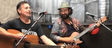 John Michaelz and Derek Jacombs