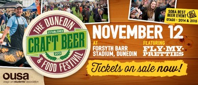 The Dunedin Craft Beer & Food Festival