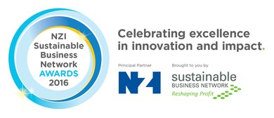 NZI Sustainable Business Network Awards 2016