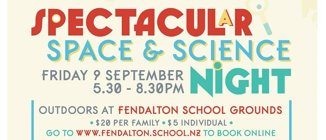 Space and Science Night