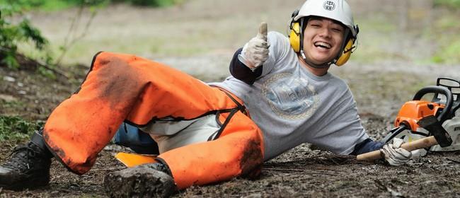 Monthly Japanese Movie: Wood Job