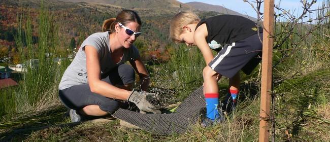Community Planting Day - Wakatipu Reforestation Trust