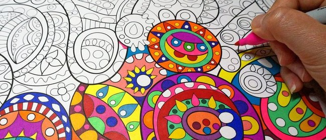 Whanau Colouring-in Night