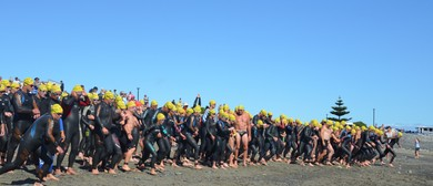 Napier Port Ocean Swim 2017