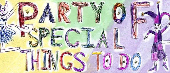 Party of Special Things to Do - The Auricle