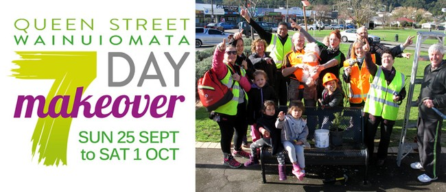 Wainuiomata Queen St 7-Day Makeover