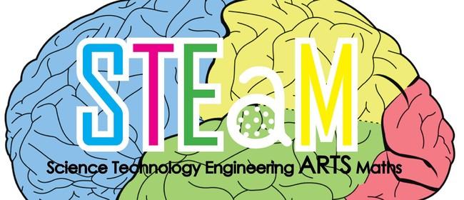 STE@am - Science, Technology, Engineering, Art & Maths