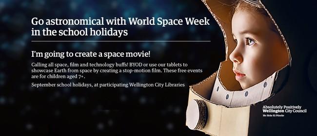 Create a Space Movie!