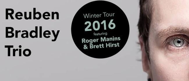 Reuben Bradley Trio - Roger Manins, Brett Hirst & Ben Wilcoc