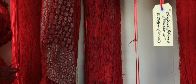 Christine Hellyar: Red Treasures From the Upper World
