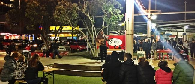 Ryan White Pop Up Concert