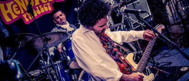 The Hendrix Project - NZ's Jimi Hendrix Tribute Show