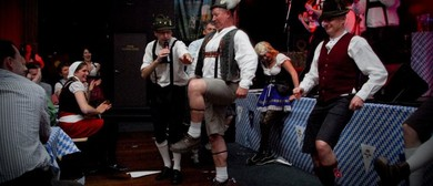 German Beer Festival - the Stein Band