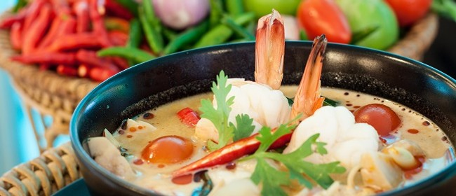 Thai Cooking - The Authentic Way