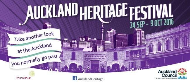 AKL Heritage Fest - Newmarket Heritage Walk