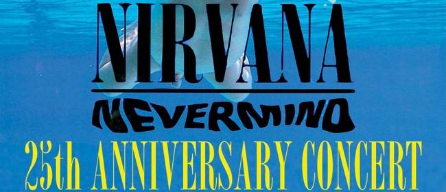 Nirvana Nevermind 25 Year Anniversary Gig