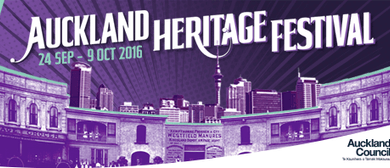 Auckland Heritage Festival Bread and Butter