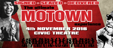 Signed - Sealed - Delivered (The Ultimate Motown Experience)