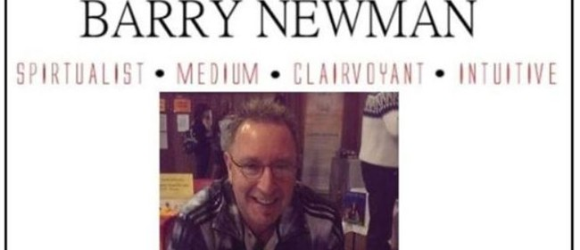 Barry Newman, Psychic, Medium, Clairvoyant Show