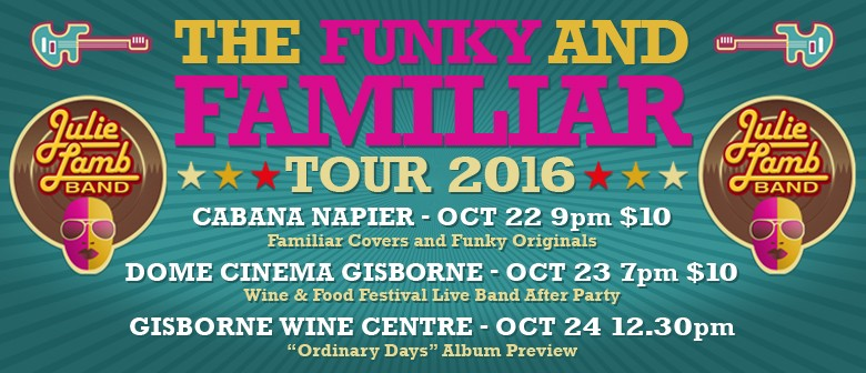 The Funky and Familiar Tour