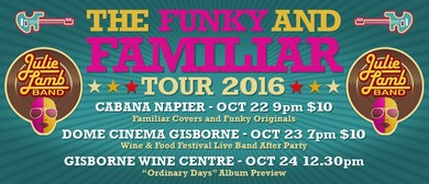 The Funky and Familiar Tour - Festival After Party