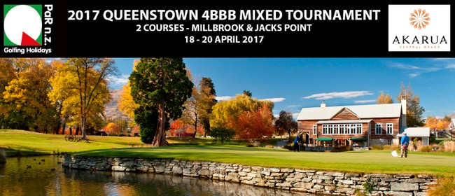 2017 Queenstown 4BBB Autumn Tournament