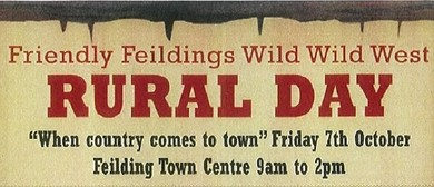Feilding's Wild Wild West Rural Day