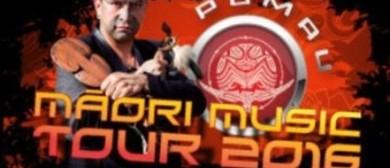 Rob Ruha Pumau Tour 2016