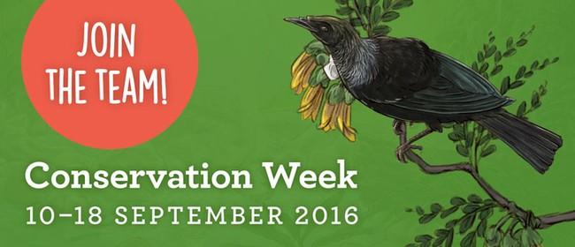 Conservation Week 2016 - National Geocaching Challenge