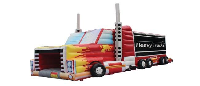 TMC Trailers Trucking Show 2016