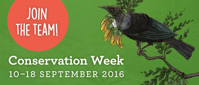 Conservation Week 2016 - National Geocaching Challenge